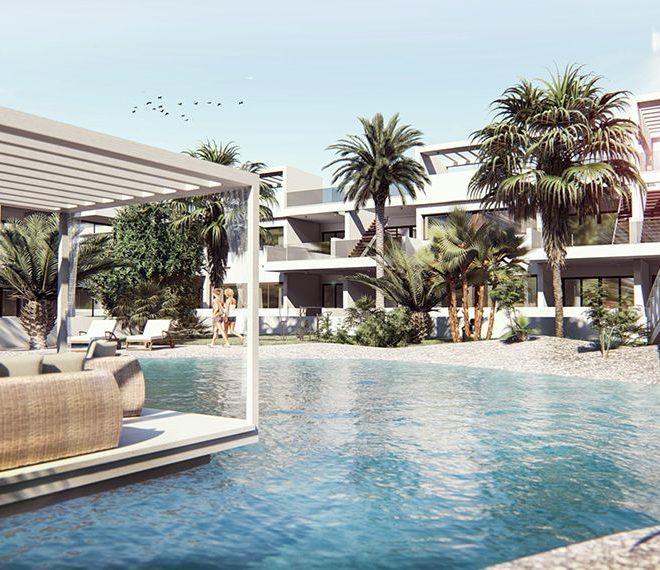Résidence de luxe à Torrevieja