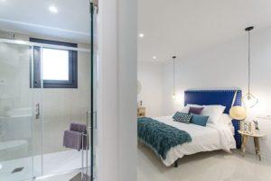 Appartement duplex avec vue mer proche du centre d'Alicante