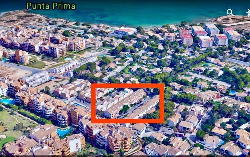 duplex punta prima beachside