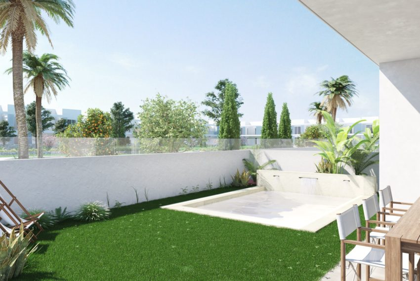 Optional Private Pool Ground floor apartments (1)